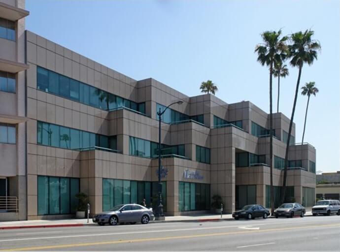 Wilshire-Carson Medical Bldg   Beverly Hills Medical Space
